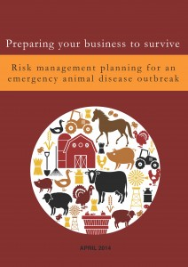 The documents have been published to help livestock producers survive an emergency disease outbreak.